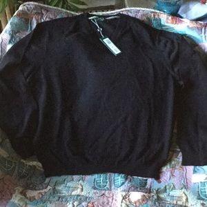 Bobby Jones V-neck men's sweater